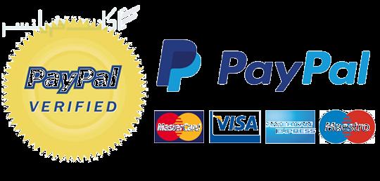افتتاح حساب وریفای شده پی پال(PayPal)